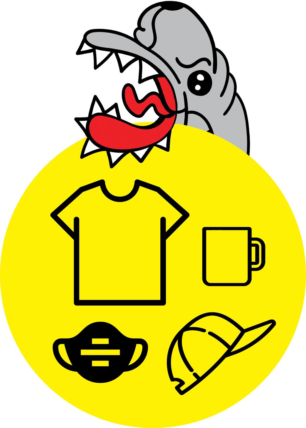obrázek - Adolfeen - trička, kšiltovky, roušky, hrnky